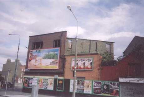 Building or Billboard