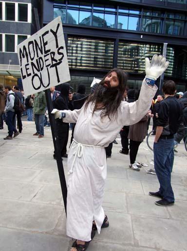 Sweet Jesus, it's The Messiah!!
