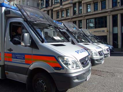 RoboVans, brought to you by Gordon Brown.