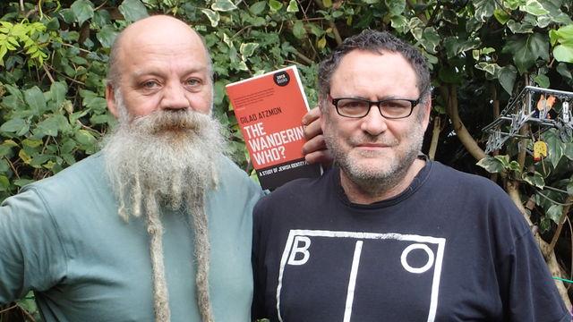 Roy Bard and Gilad Atzmon - London 25/9/13