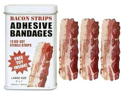 bacon-band-aids