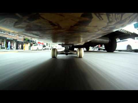 NYC Skate – Great Perspective