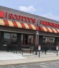 Indianapolis – Scotty's Brewhouse