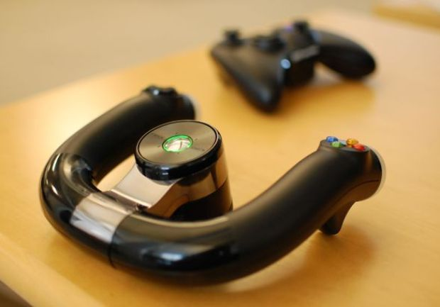 Xbox 360 – Wireless Speed Wheel