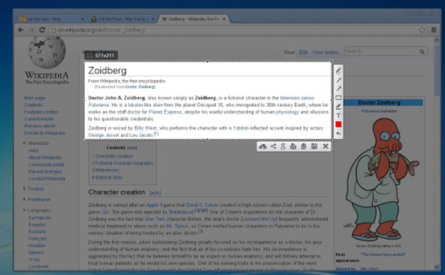 Screenshot-tools | Technical writing