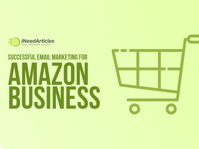 Successful Email Marketing For Amazon Business