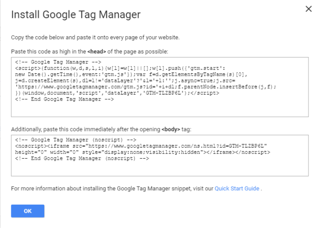 How To Install Tag Manager | How Your Tags Relate To Your Rankings And How To Add Google Tag Manager To A WordPress Site