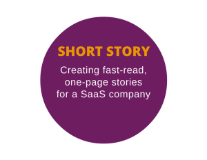 One-page success stories