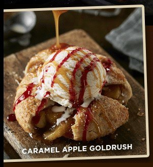 caramel apple goldrush
