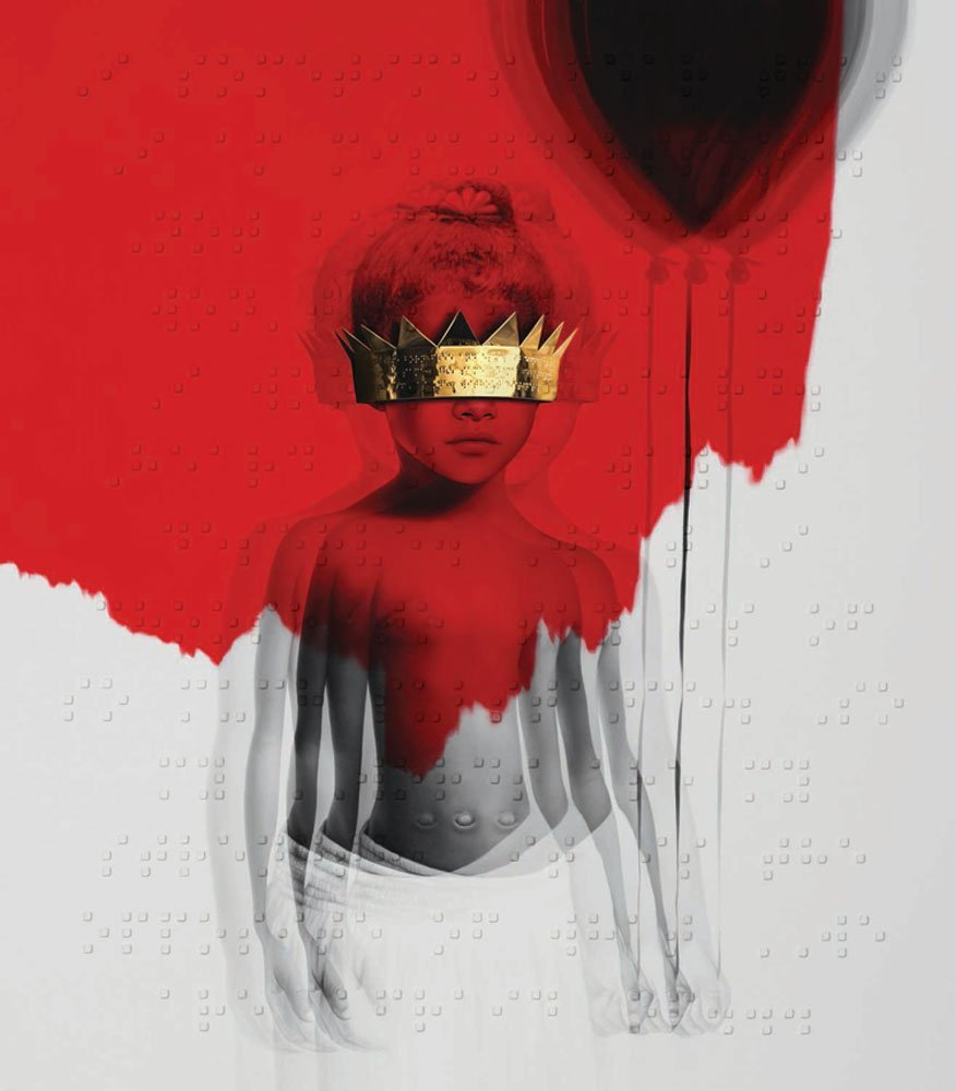 Anti [Deluxe Edition] – Rihanna