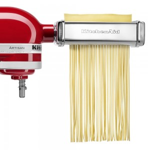 Pasta Roller and cutter for Spaghetti and Fettuccine3