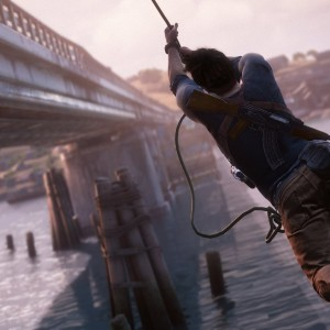 Uncharted 4: A Thief's End - PlayStation 411