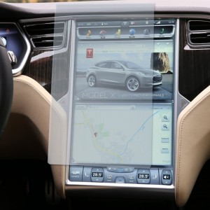 Screen Protectors for Tesla Model S and Model X3