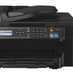 Epson WorkForce ET-4550  Wireless Printer with Fax