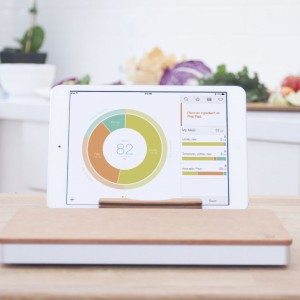 The Orange Chef Prep Pad- Smart Food Scale2