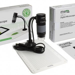 Plugable USB 2.0 Digital Microscope2