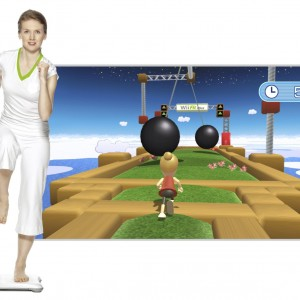 Wii Fit Plus with Balance Board2