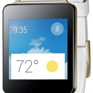 LG Electronics G Watch - White13