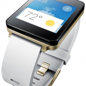 LG Electronics G Watch - White12