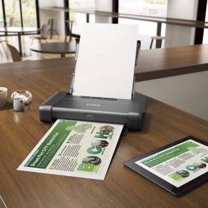 CANON PIXMA Wireless Mobile Printer With Airprint13