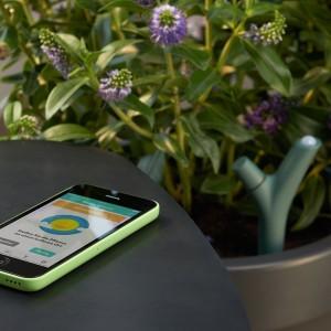 Wireless Bluetooth Smart Plant Sensor