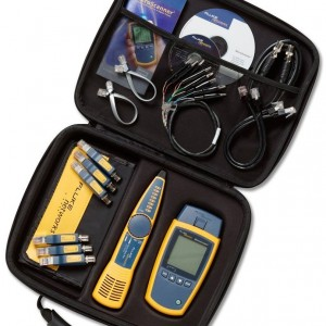 Network Cable Tester Kit with Probe Fluke lAST