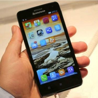 Lenovo S668T Smartphone