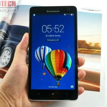Lenovo S856 Smartphone