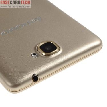 Lenovo S856 Smartphone Gold