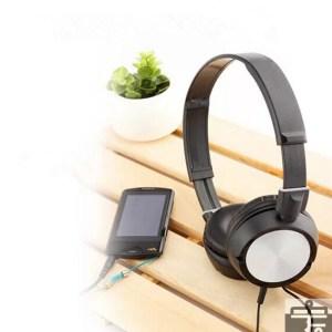 Miniso CD Grain Stereo Headphone