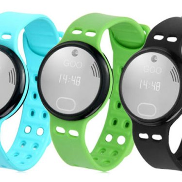 BandGoo Smart Watch Bluetooth Heart Rate Monitor