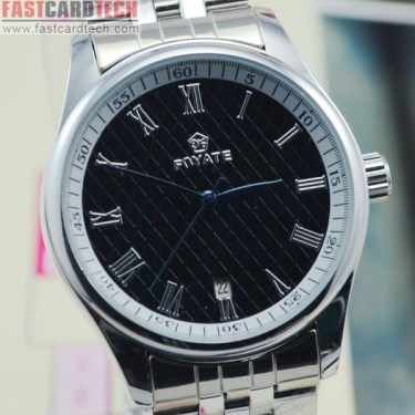 Dynamic Stainless Fuyate Steel Automatic Watch J138