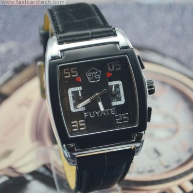 Elegent Square Automatic Fuyate Watch J170