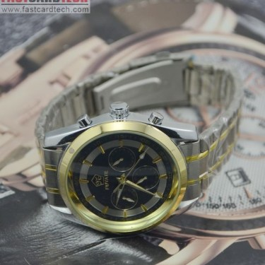 Fashional Men Automatic Steel Band Watch