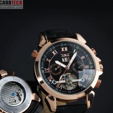 High Definition Automatic Jaragar Watch J217