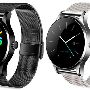 K88H Bluetooth Siri Function Smart Watch