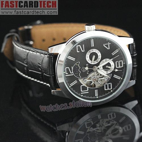 Luxury Stainless Steel Watch Fuyate J120