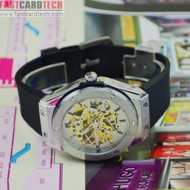 Men Stainless Steel Automatic Watch J295
