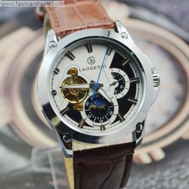 Newest Laogeshi Automatic Male Watch J229