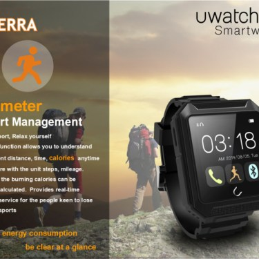 U Watch U TERRA Smartwatch
