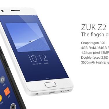 ZUK Z2 32GB Quad Core