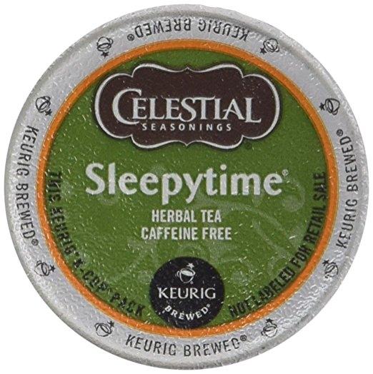 Celestial Seasonings Sleepytime Herbal Tea K Cup