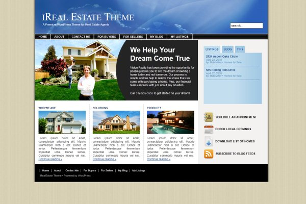 iReal Estate