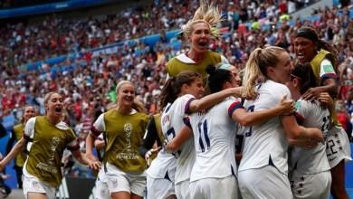 2019 Kadınlar Dünya Kupası şampiyonu ABD