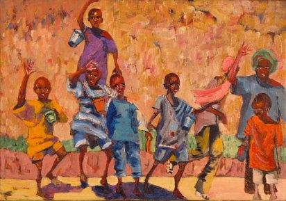 Begger boys~Mali