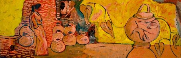 Acrylic on Canvas $350