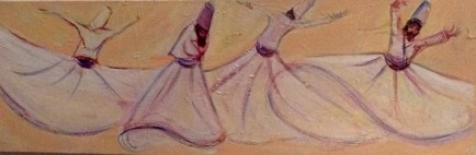 Twirling Dervish