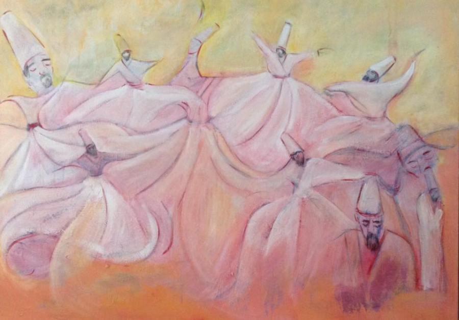 Twirling Dervish artwork