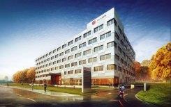 """Budynek biurowy """"AVIA"""" w Krakowskim Parku Technologicznym"""