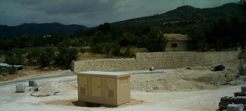 Construcción de muros de mampostería presupuesto en Alicante